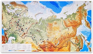 Карта клиентов Ремсервис
